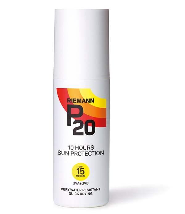 Medium Protection Spray SPF 15 (100 und 200 ml), 26.50 und 46.50 Franken