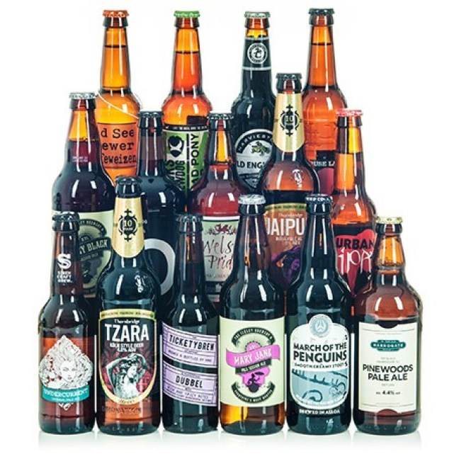 HeyRashmi gift guide: Beerhawk Great British Beers mixed selection