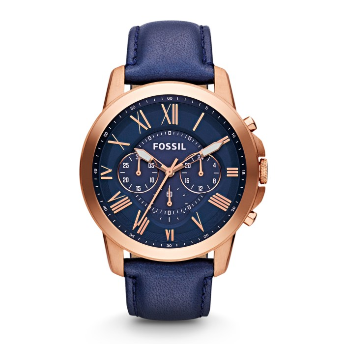 HeyRashmi gift guide: Fossil Grant Chronograph Watch