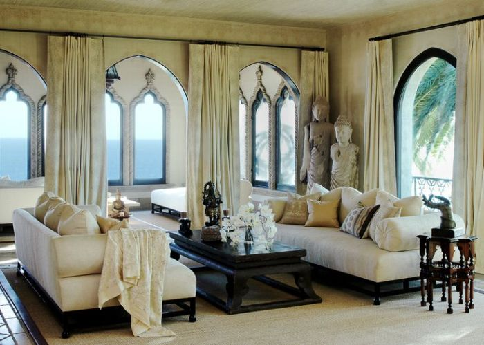 HeyRashmi home decor ideas - neutral living room