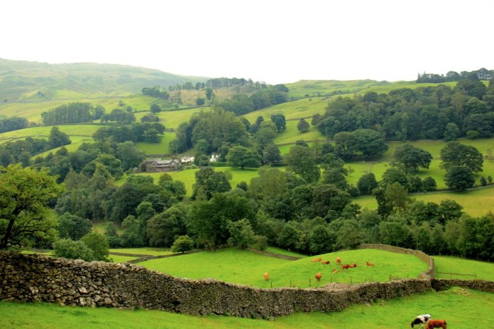 HeyRashmi Best Weekend Breaks UK - Lake District Rolling Countryside