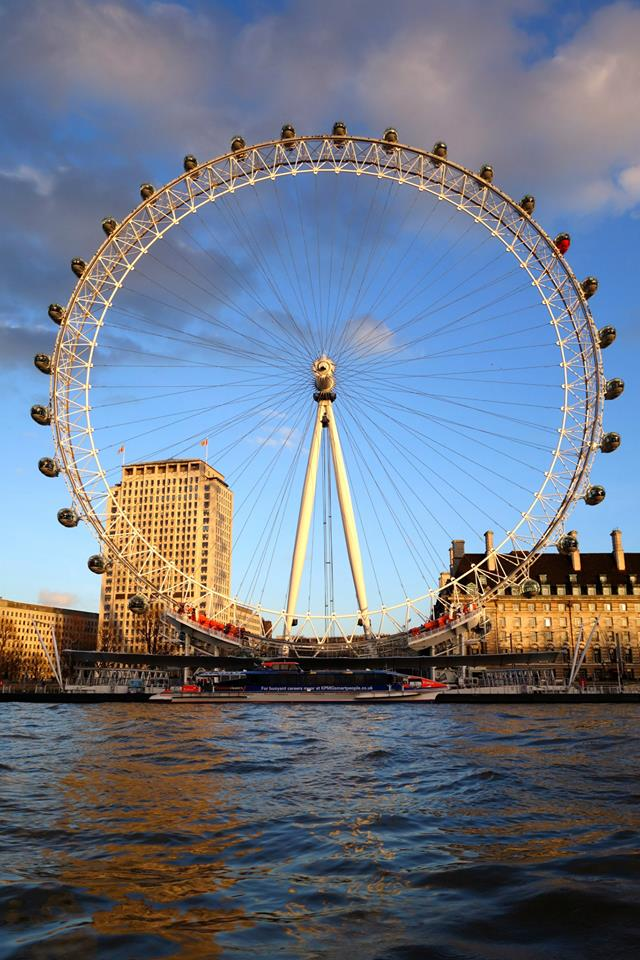 HeyRashmi Best Weekend Breaks UK - London Eye