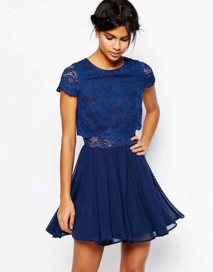 HeyRashmi Spring Dress Edit - Asos crop top dress