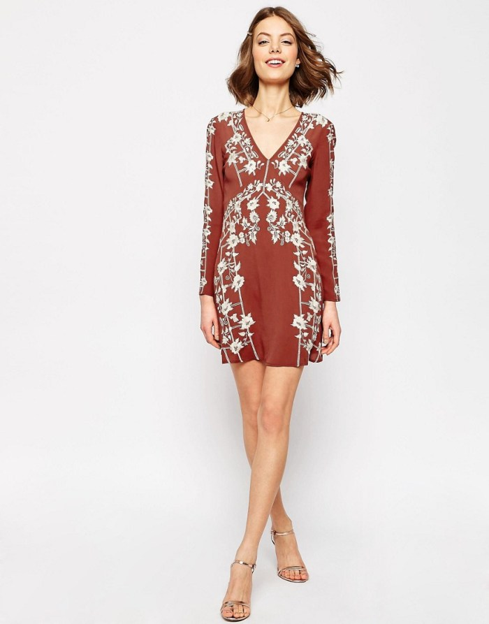 HeyRashmi Spring Dress Edit - Asos garden trellis dress