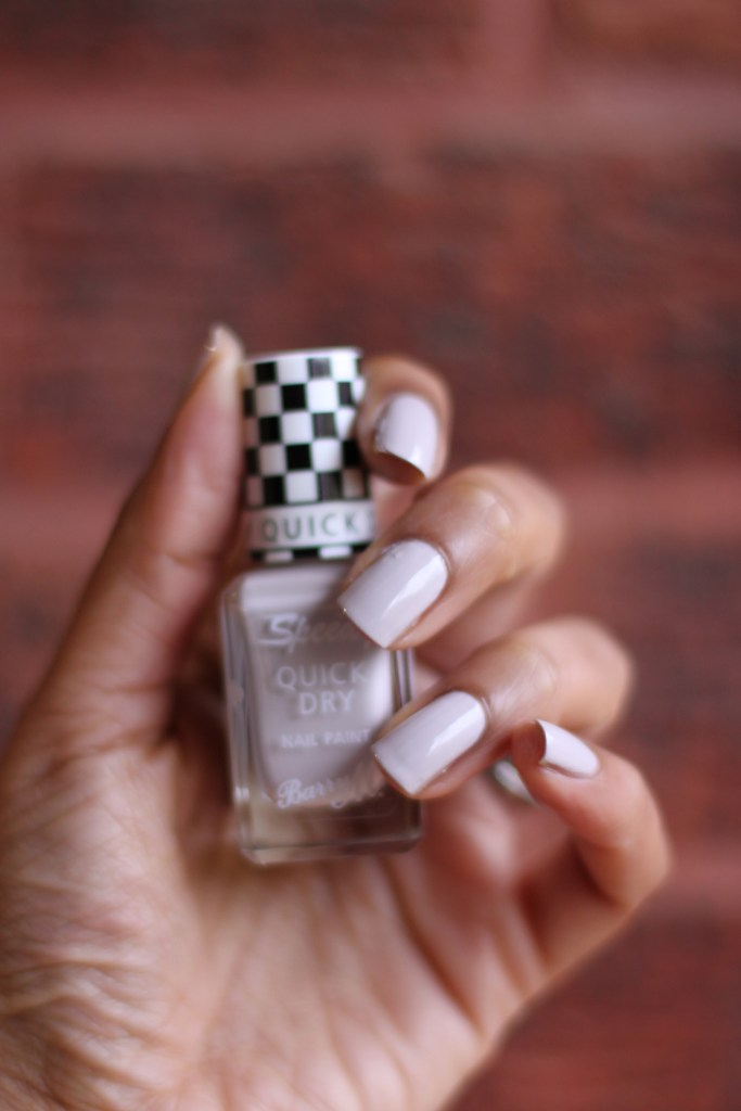 Barry M Speedy Quick Dry Nail Paint in Pit Stop