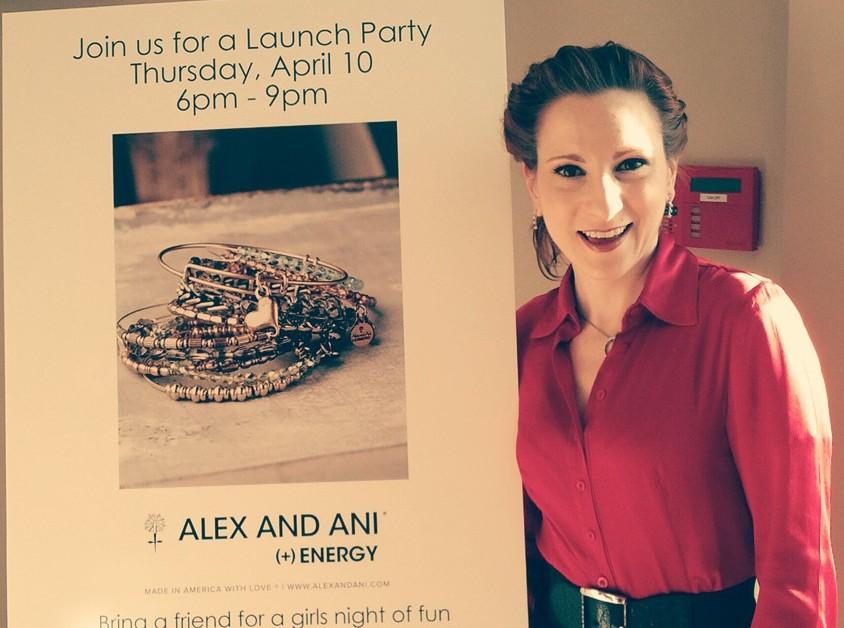 Alex & Ani Launch Event