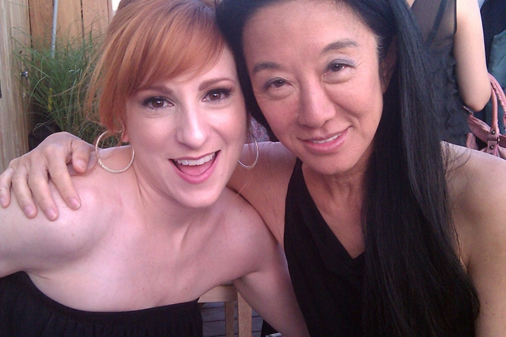 Raven & Vera Wang
