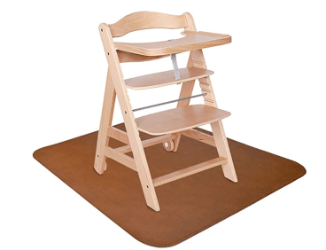 baby led weaning high chair mat