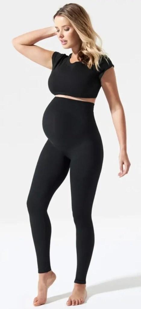 maternity leggings blanqi