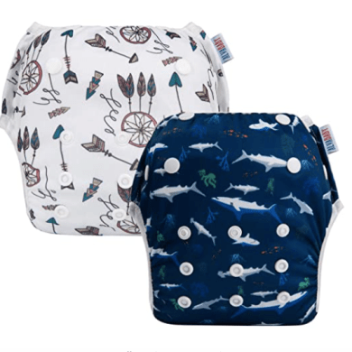 what you need when traveling with a baby swimming diaper