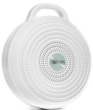 what you need when traveling with a baby portable sound machine