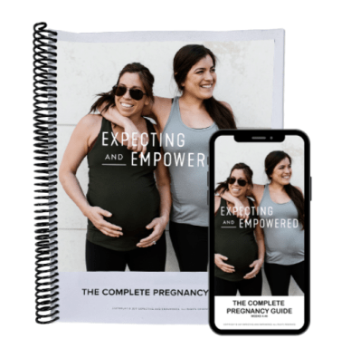 Expecting & Empowered for a new mom