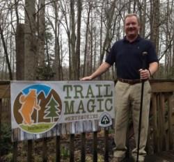 brad-knight-at-trail-magic-heysmokies