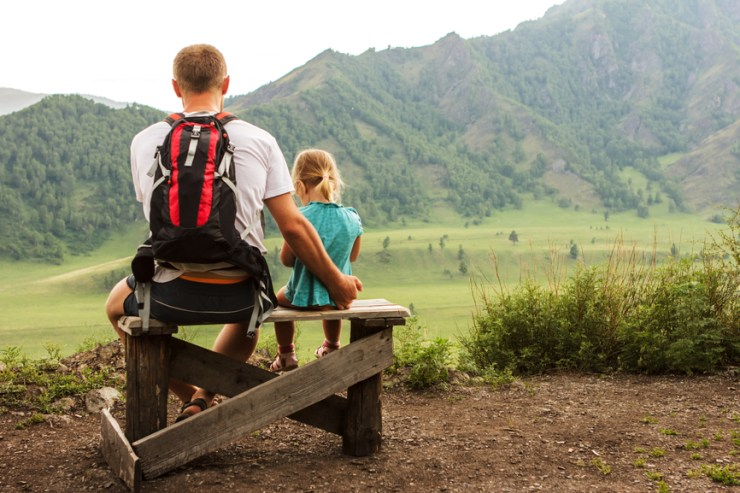 Celebrate Father's Day in the Great Smoky Mountains