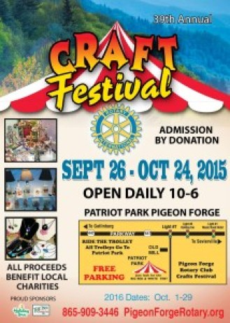 rotary-club-craft-fair-pigeon-forge-heysmokies