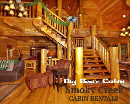 Smoky Creek Cabin Rentals