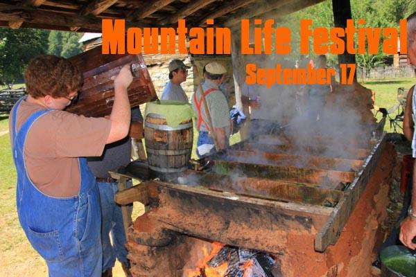 Mountain Life Festival September