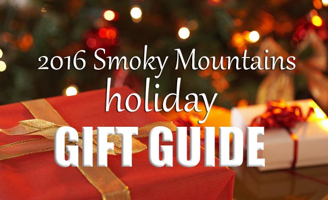 Unique Smoky Mountain Holiday Gift Ideas