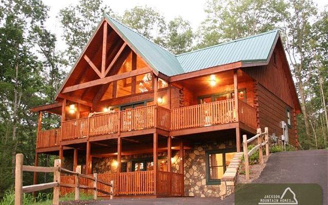 Jackson Mountain Homes