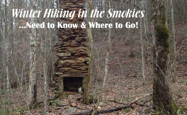 Winter Hiking in the Smoky Mountains Need to Know Where to Go