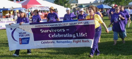 american cancer foundation severe county relay for life