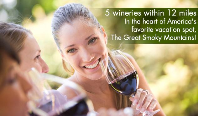 Smoky Mountains Wine Trail