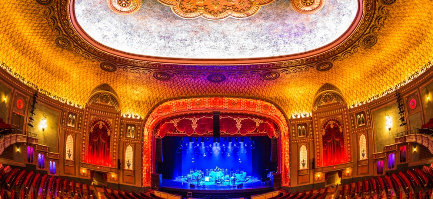 Catch a show at the magnificent Tennessee Theatre!