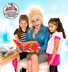 Dolly Parton donates 100th million book to children