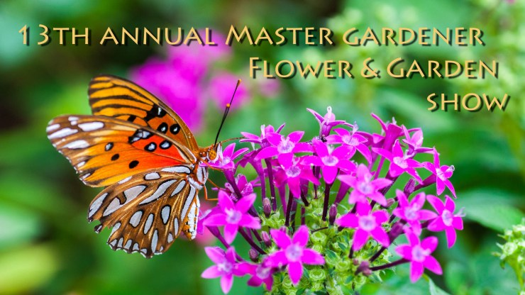 Annual Master Gardener Show is fun for the whole family!