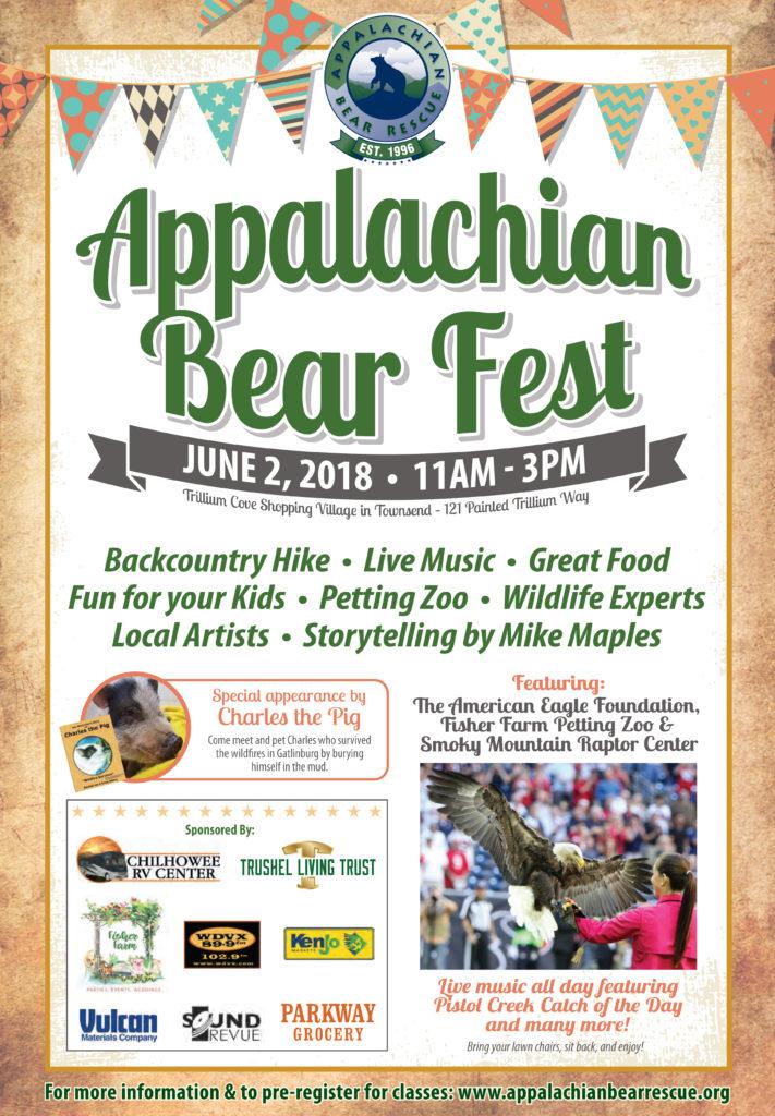 Appalachian Bear Fest