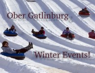 Ober Gatlinburg winter fun! Photo credit - Knox News Sentinel