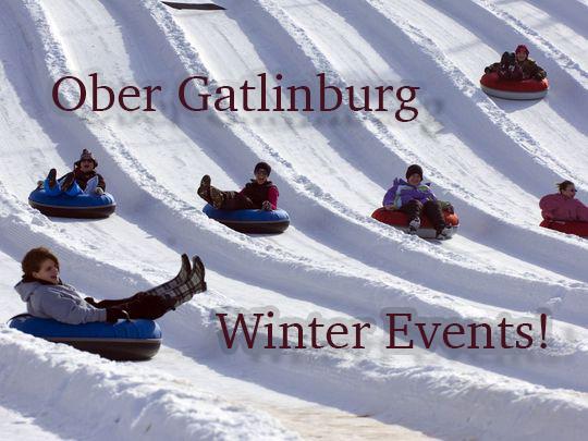 Ober Gatlinburg winter fun! Photo credit - Knox News Sentinel