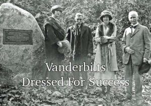 Dressed for success Vanderbilt style!