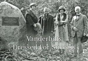 Dressed for success Vanderbilt style!