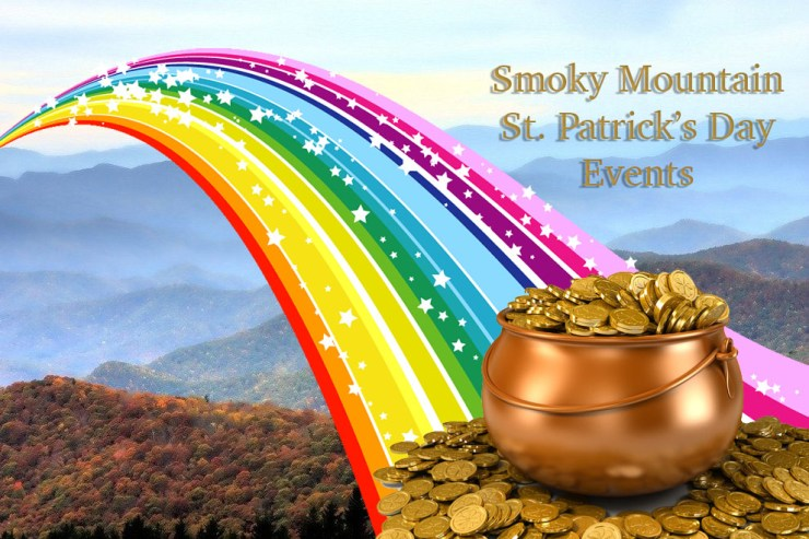Smoky Mountain Saint Patrick's Day Events