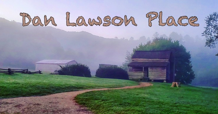Dan Lawson heirlooms return to the Smokies.