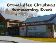 Oconaluftee Christmas homecoming event will be fun for the entire family!