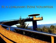 Clingmans Dome volunteers needed.