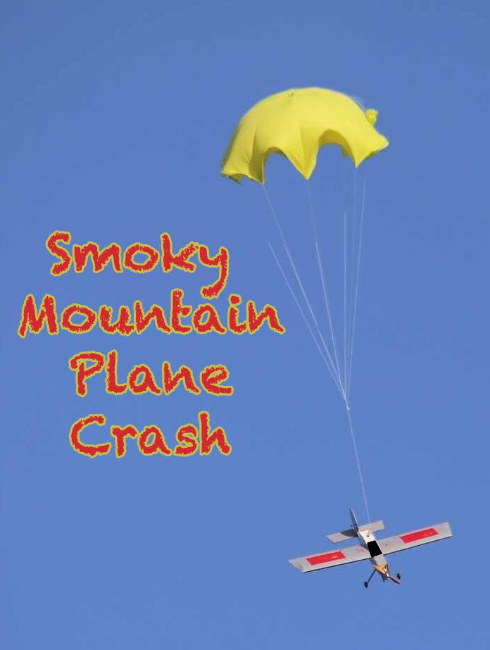 Pilot survives Smoky Mountain plane crash.