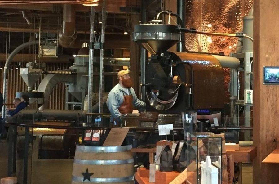 Starbucks Reserve Roastery & Tasting Room Seattle WA