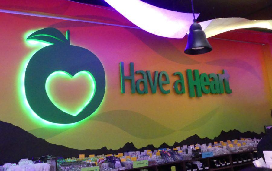 Have a Heart pot shop in Seattle