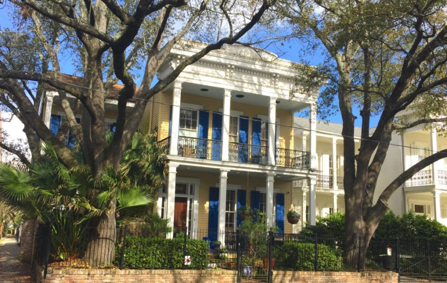 Garden District Homes