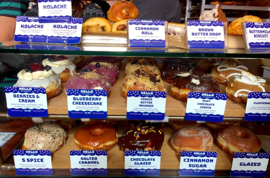 District Donuts, New Orleans