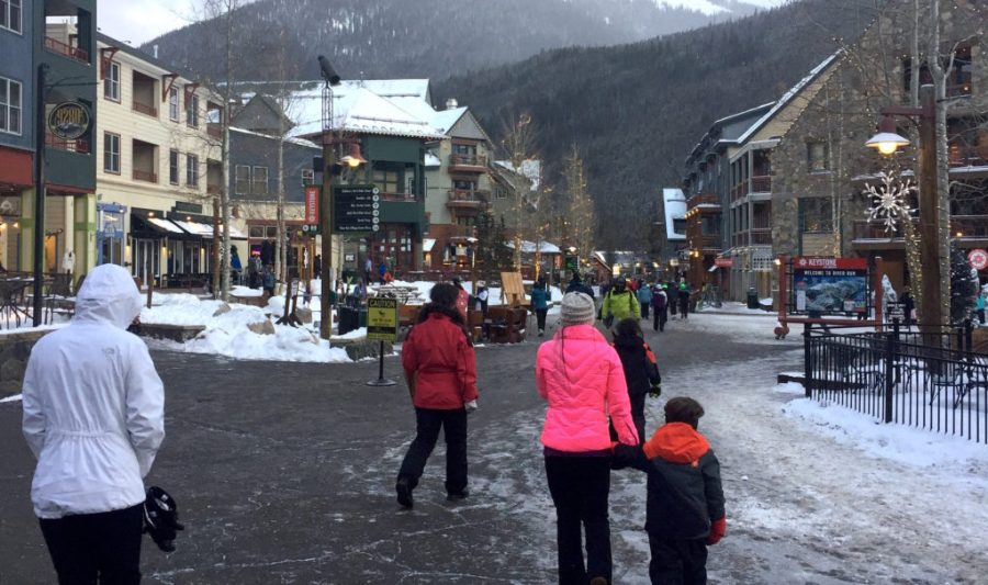 River Run Village, Keystone CO