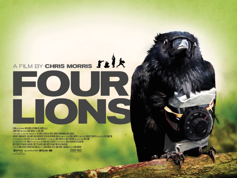 Four Lions di Chris Morris locandina, imagine