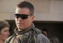 Matt Damon - Green Zone