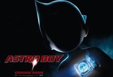 Astro Boy UK Poster