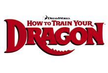 How to Train your Dragon Logo