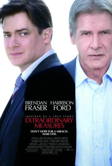 Harrison Ford & Brendan Fraser - Extraordinary Measures
