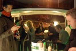 Jameson Tour Bus